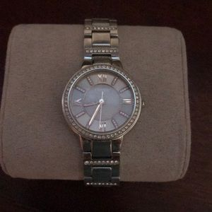Fossil Watch stainless steel
